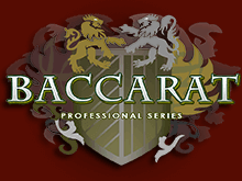 Игровой слот Baccarat Pro Series Table Game в зале клуба Вулкан